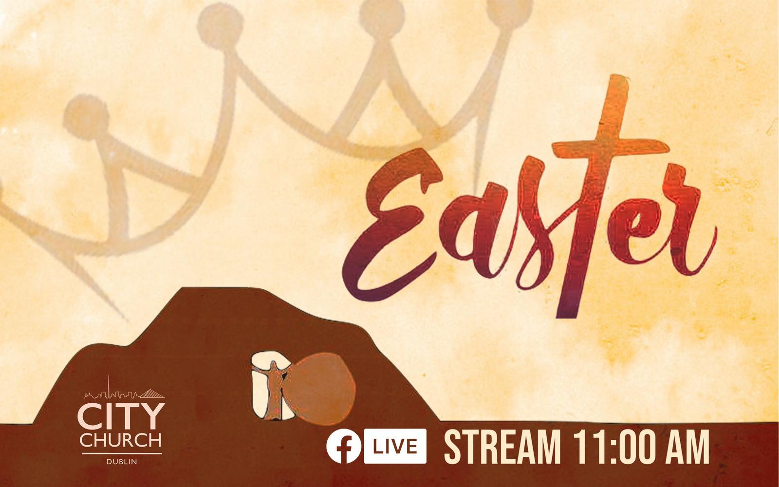 Easter Sunday - John 20