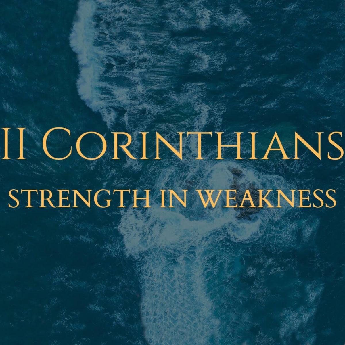 II Corinthians 13:1-10