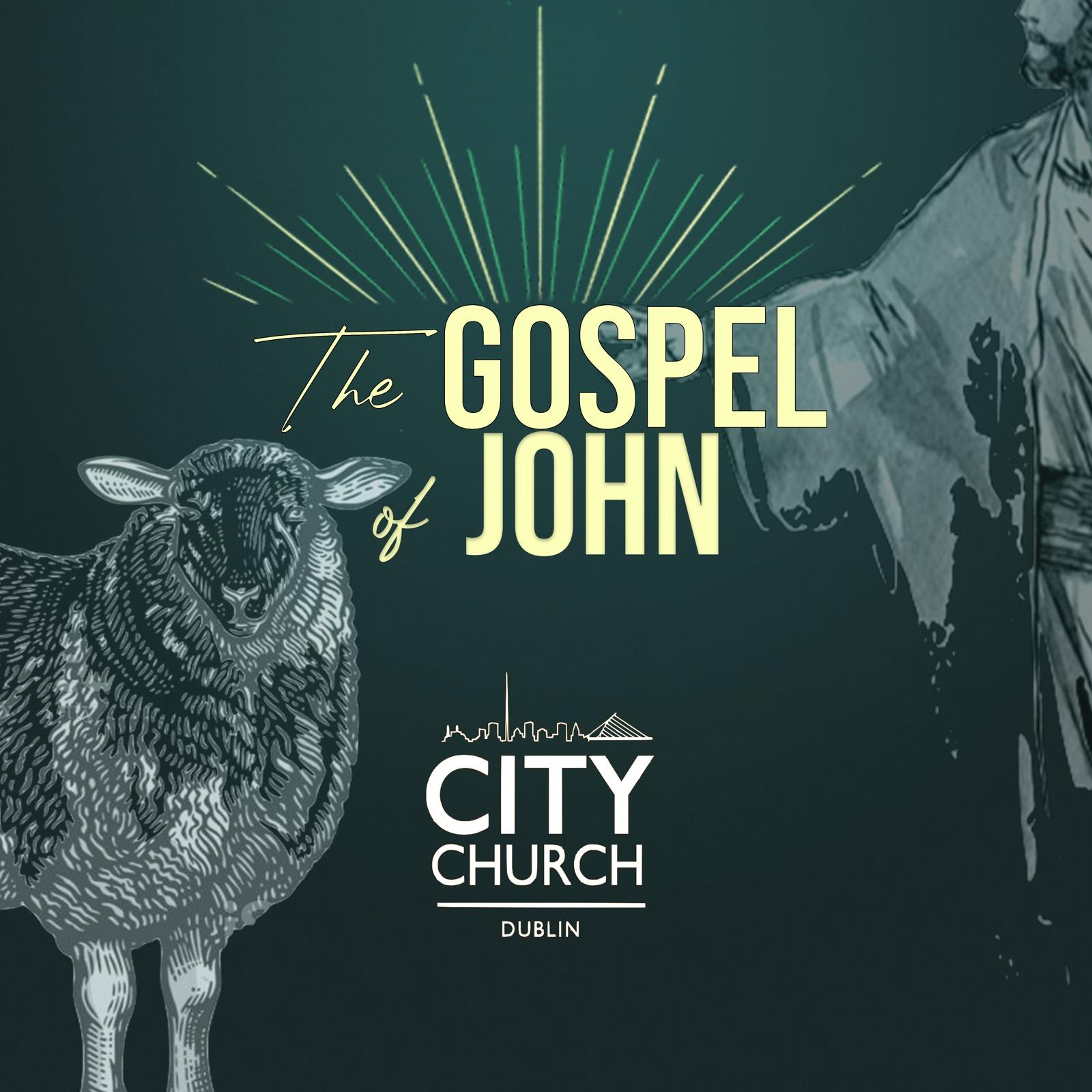 John 1:1-18 - The Gospel of John